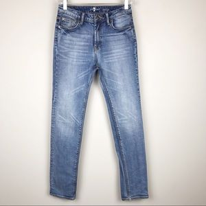 7 For All Mankind 7FAM Paxtyn Skinny Jeans Boys 16